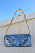 Sam Harvey Handbag, Travel Bag, quilted bag