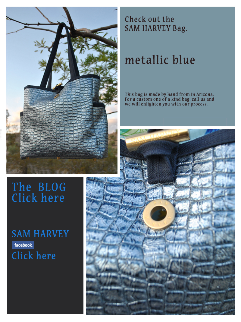 Sam Harvey handbags for men and women